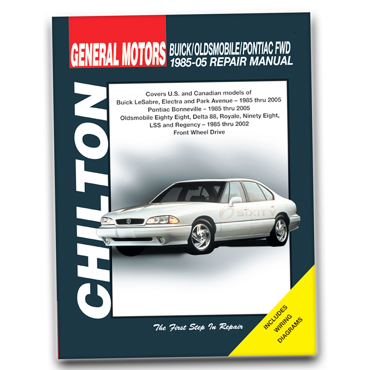 Buick Park Avenue Chilton Repair Manual Ultra Base Shop Service Garage Book Gw
