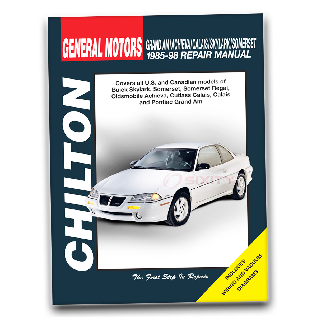 chilton repair manual for buick skylark limited olympic gold edition