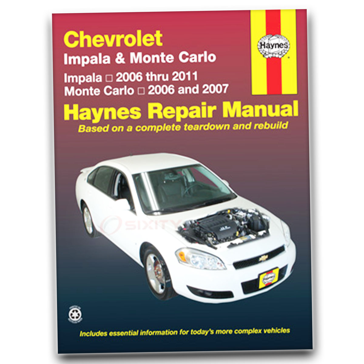 chevy impala haynes repair manual ss ltz 50th anniversary edition ls rh ebay com 2006 chevrolet impala ss owners manual pdf 2006 chevy impala ss repair manual