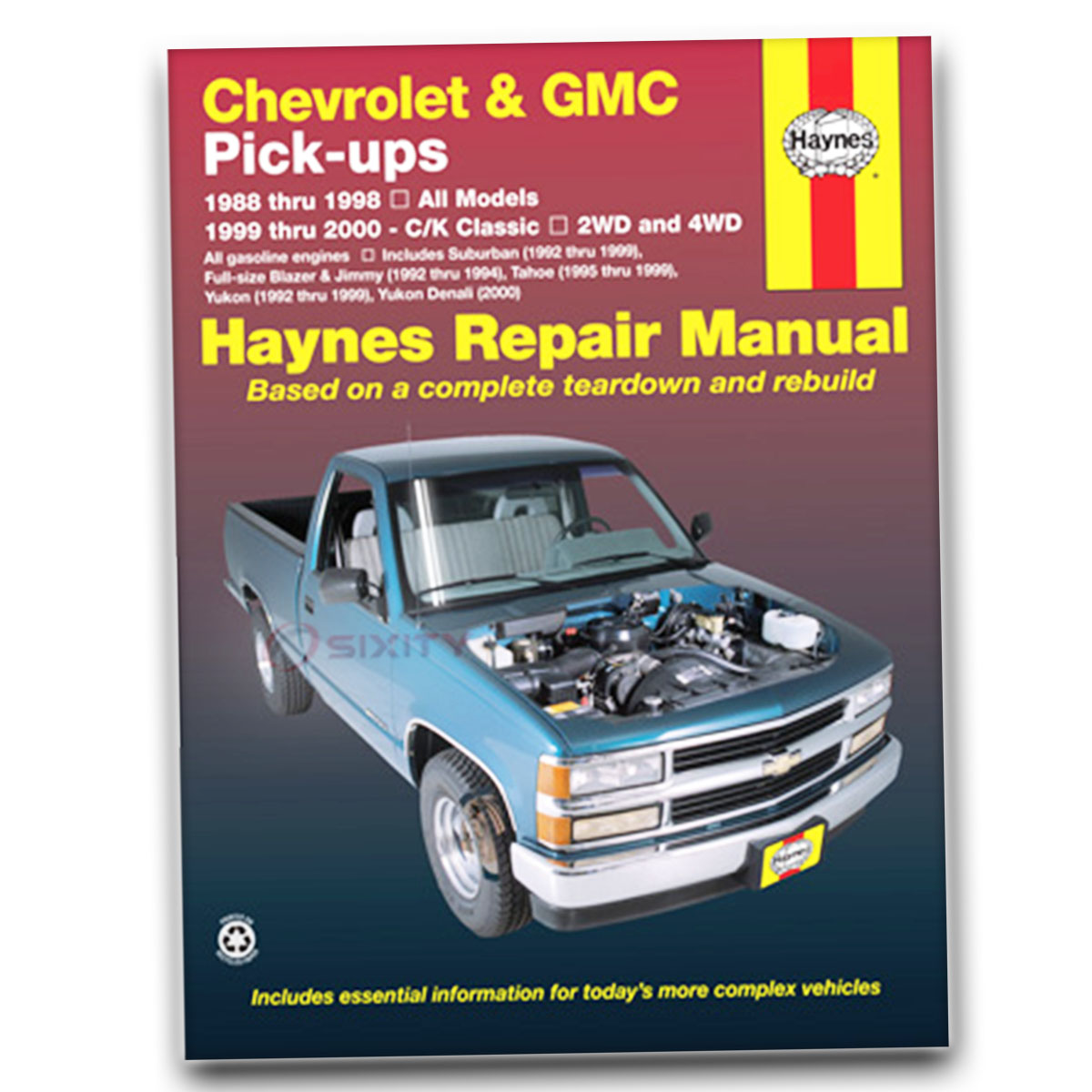 chevy c1500 haynes repair manual cheyenne 454 ss base scottsdale wt rh ebay com 1994 cadillac eldorado service manual 1994 cadillac eldorado service manual