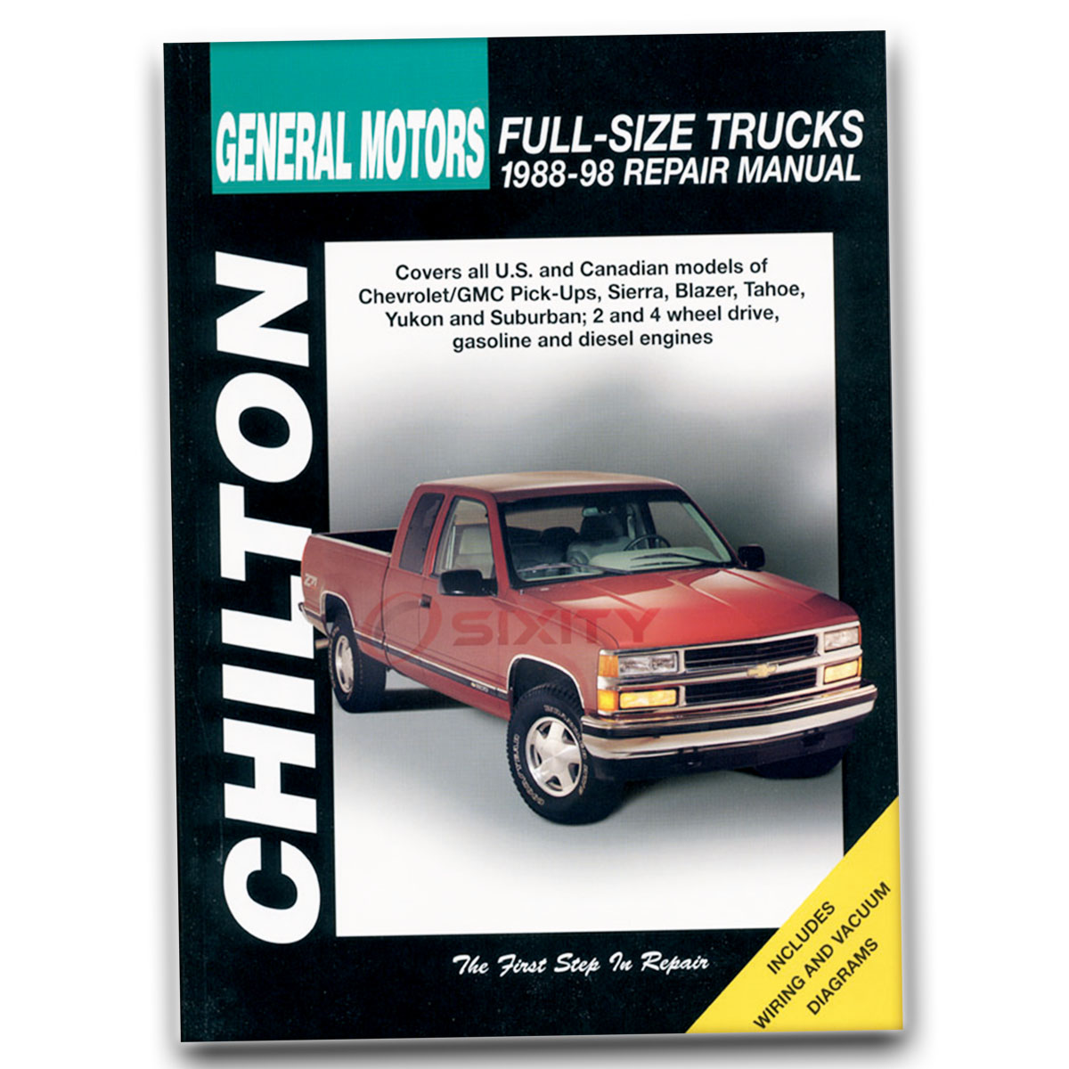 chevy c1500 chilton repair manual base scottsdale silverado wt rh ebay com Car Repair Manual Online Chilton Repair Manuals PDF