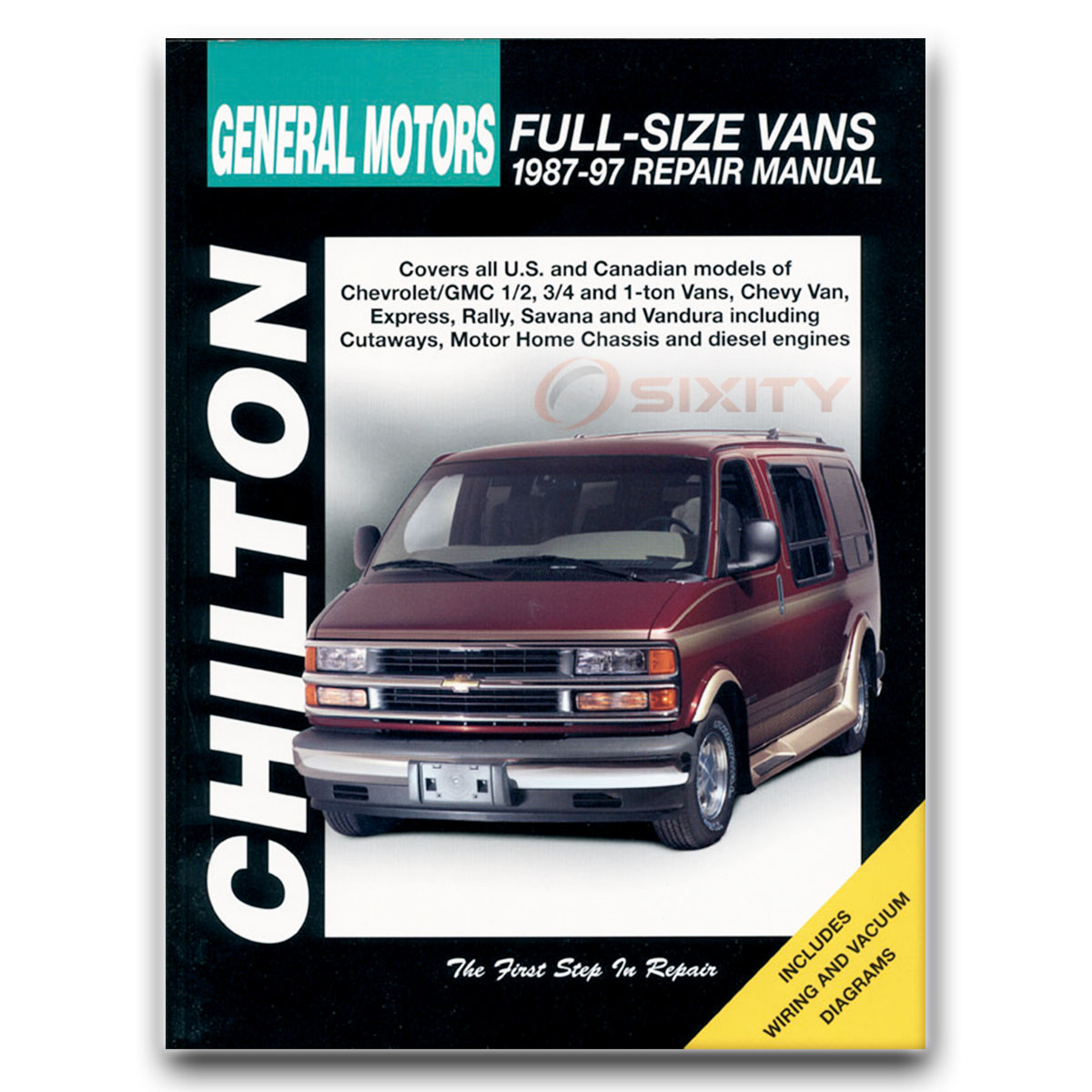 chevy g30 chilton repair manual chevy van hi cube sportvan beauville rh ebay com 2015 Chevy Suburban 1999 Chevy Suburban