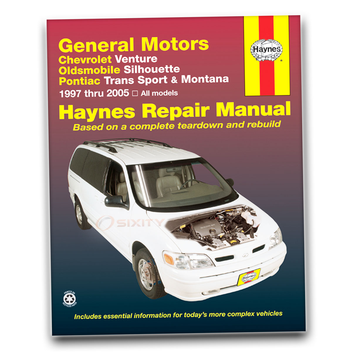 chevy venture haynes repair manual value warner bros plus ls base rh ebay com 2013 Chevy Venture 2013 Chevy Venture