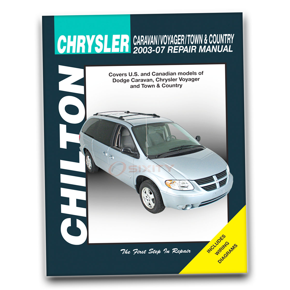 Chilton Repair Manual for Chrysler Town & Country (Van) LX Touring EX ox
