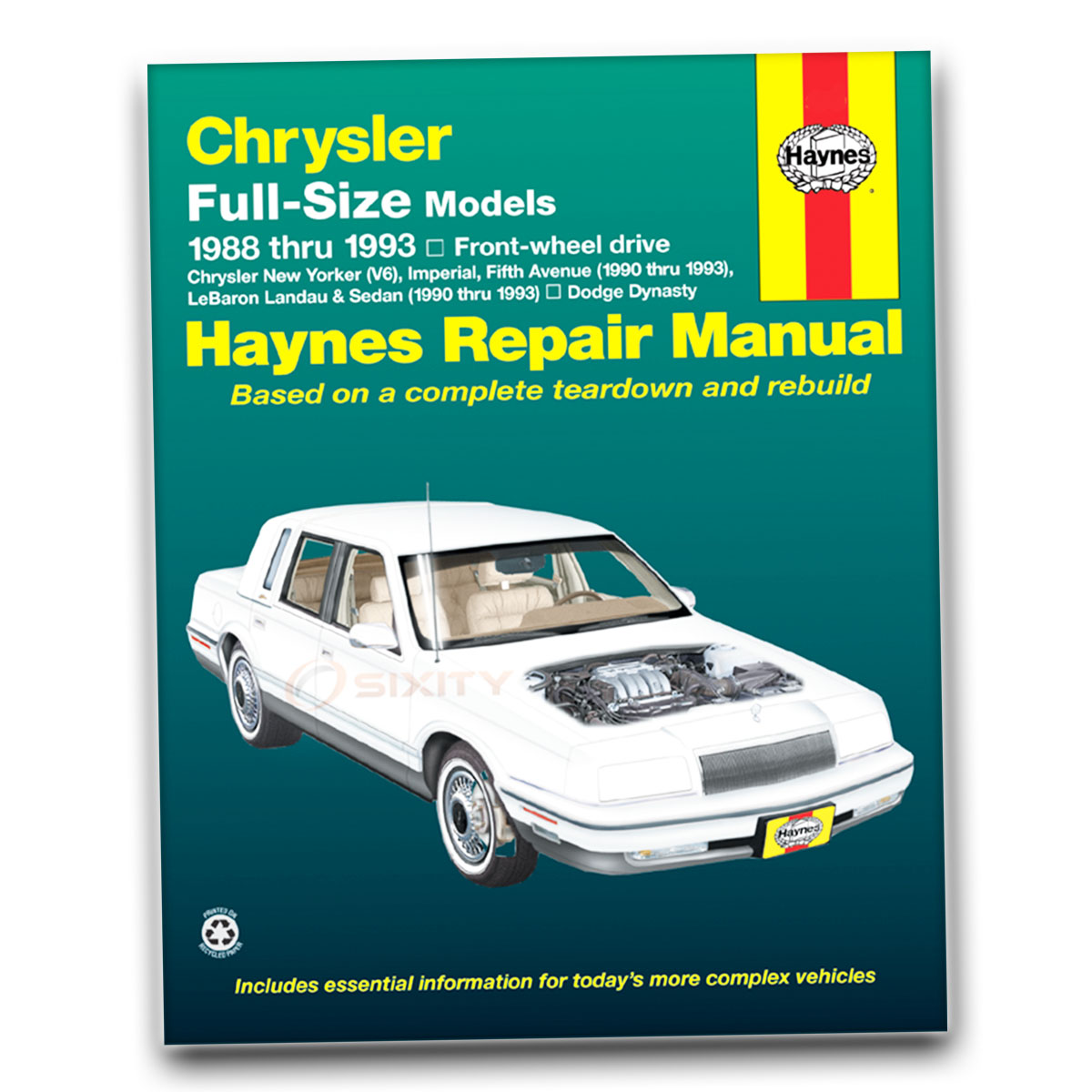 1990 Chrysler Imperial Wiring Diagram Trusted Diagrams 1991 1989 New Yorker Example Electrical 2001 Voyager