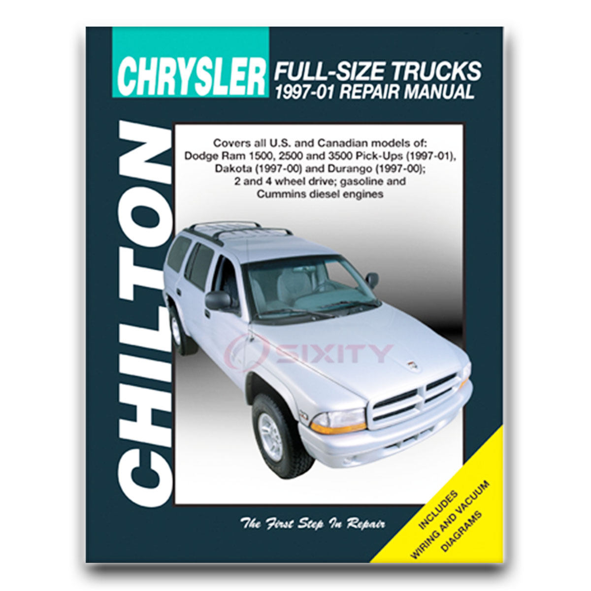 dodge ram 1500 chilton repair manual st laramie sport ws shop rh ebay com Ford F-350 Diesel Manual Ford F-250 Diesel Manual