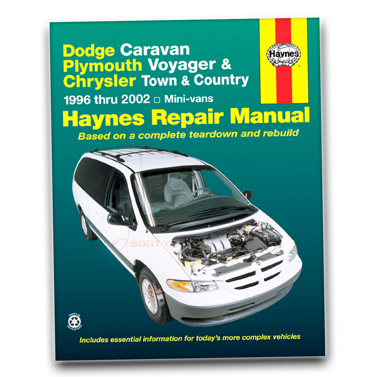 Haynes Repair Manual for Dodge Grand Caravan Base ES LE EL SE Sport EX Shop  ut