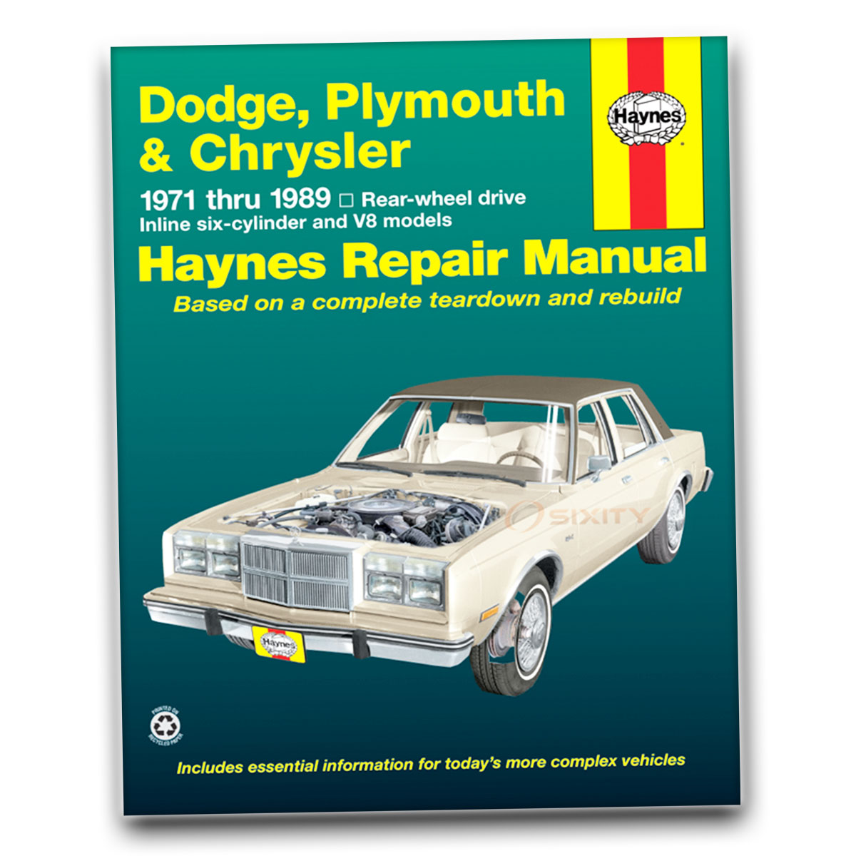 SX863 Repair Book