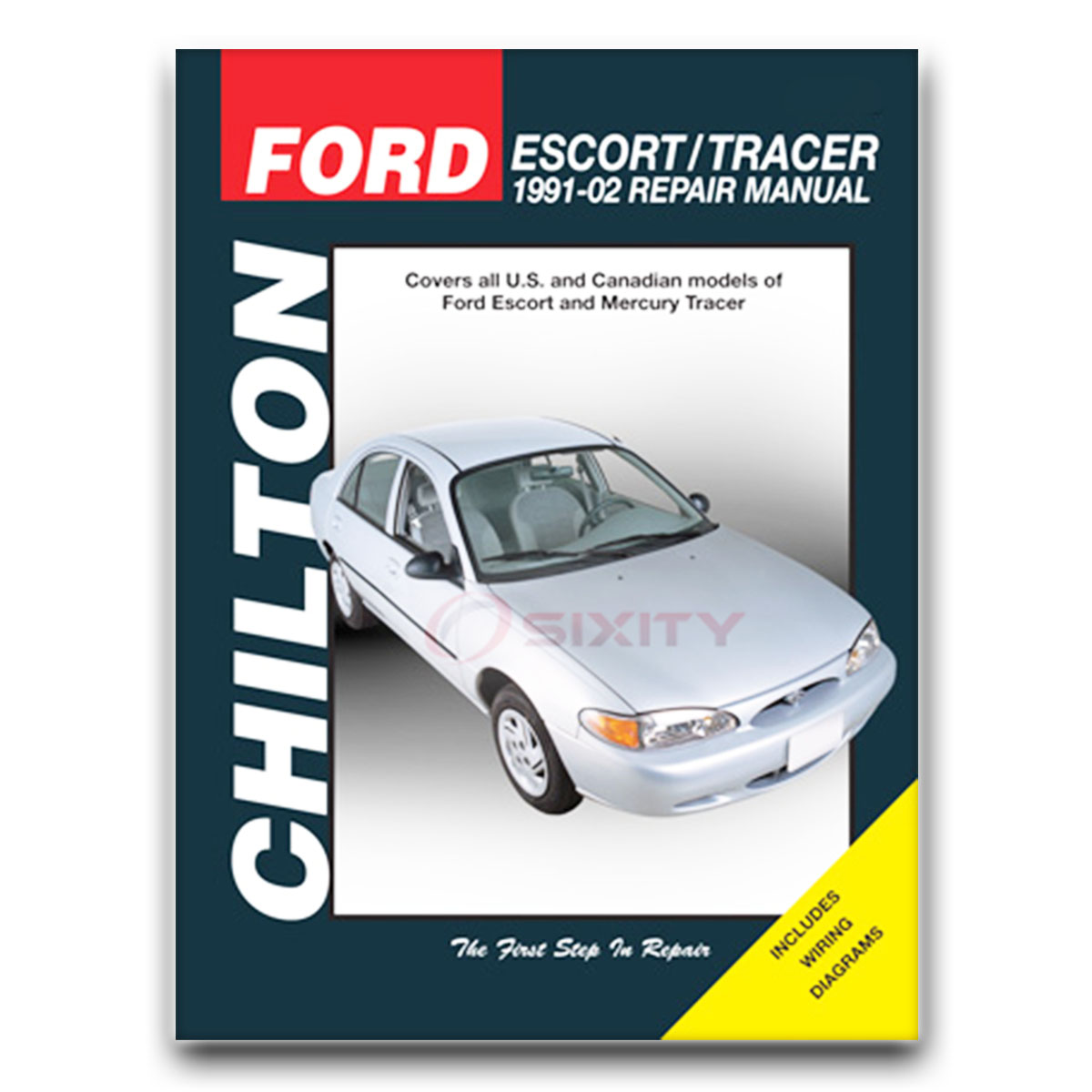 Ford escort zx2 repair guide