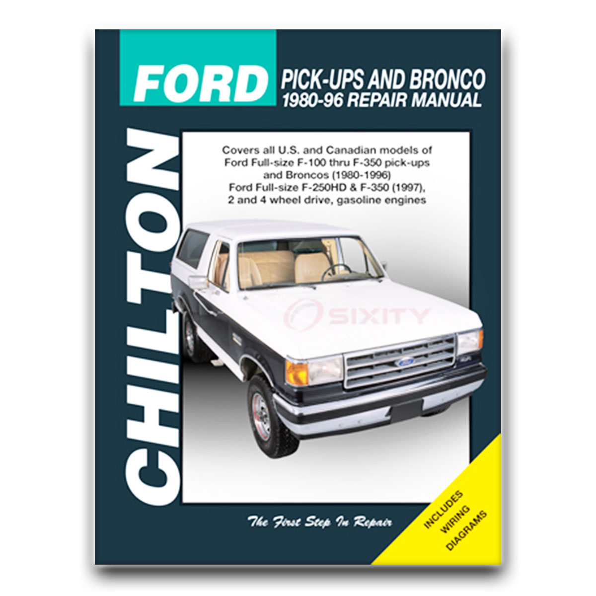 ford f 150 chilton repair manual eddie bauer special xl xlt lariat rh ebay com 1987 ford f150 manual transmission 1987 ford f150 manual slave clutch adjustment