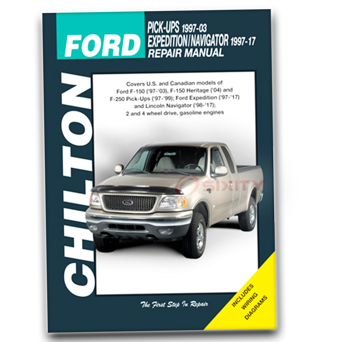 Chilton Repair Manual for Ford F-150 Heritage XL XLT Shop Service Garage  Boo iy