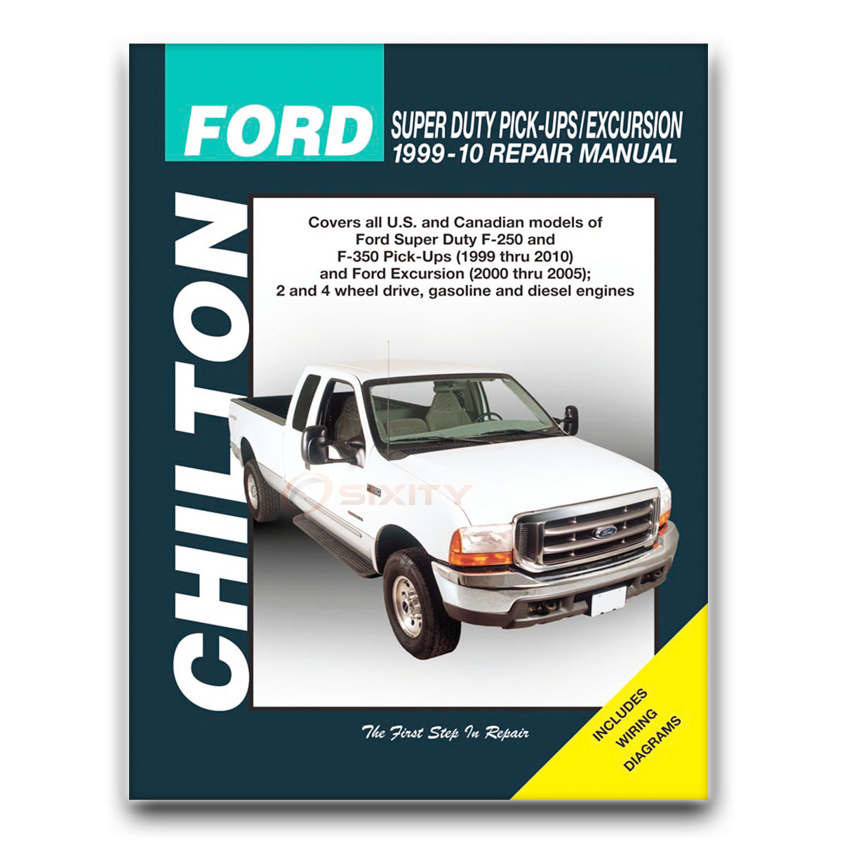 Details About Chilton Repair Manual For 2000 2005 Ford Excursion Shop Service Garage Hk