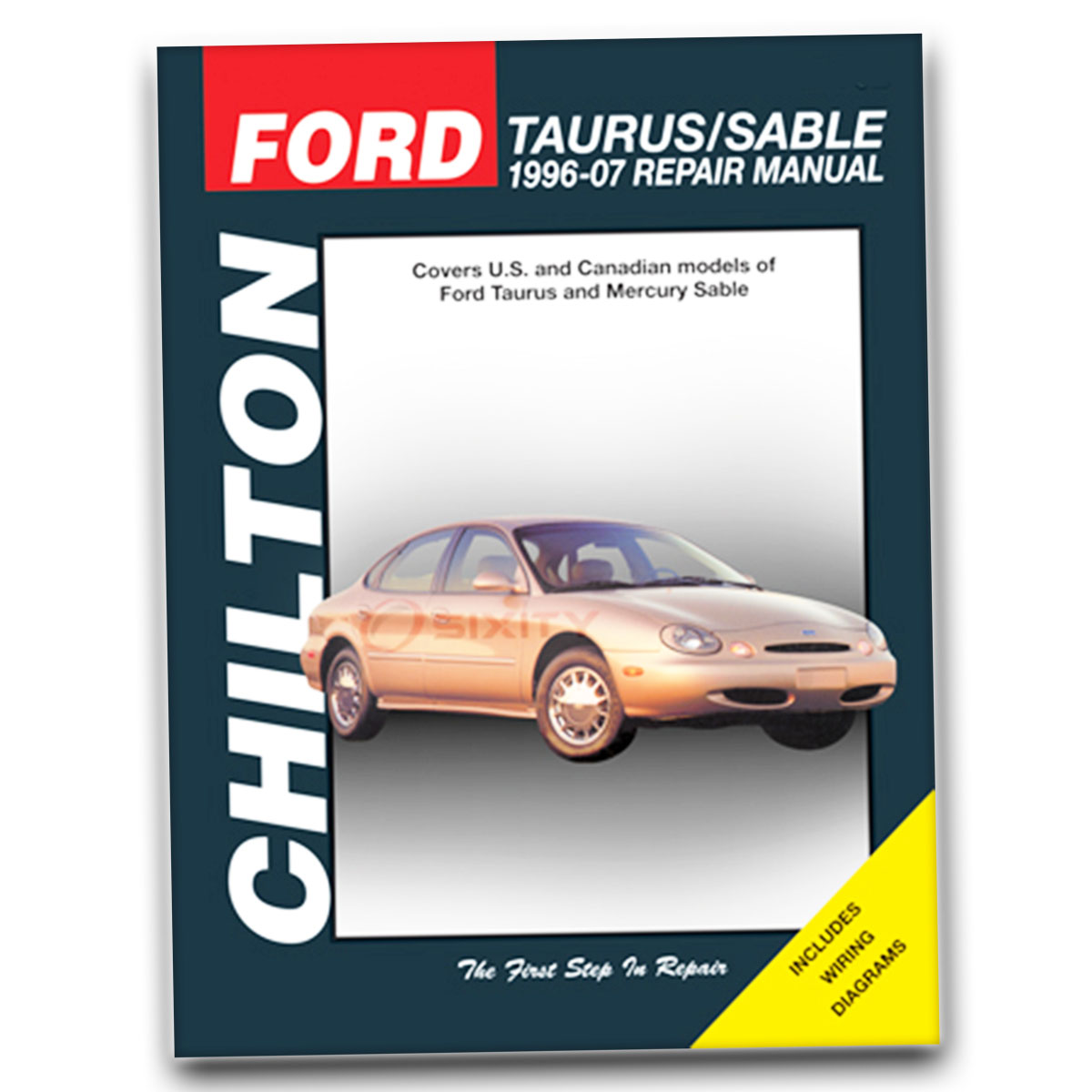 Chilton Repair Manual for Ford Taurus SES LX SHO Comfort G SEL GL Shop cq