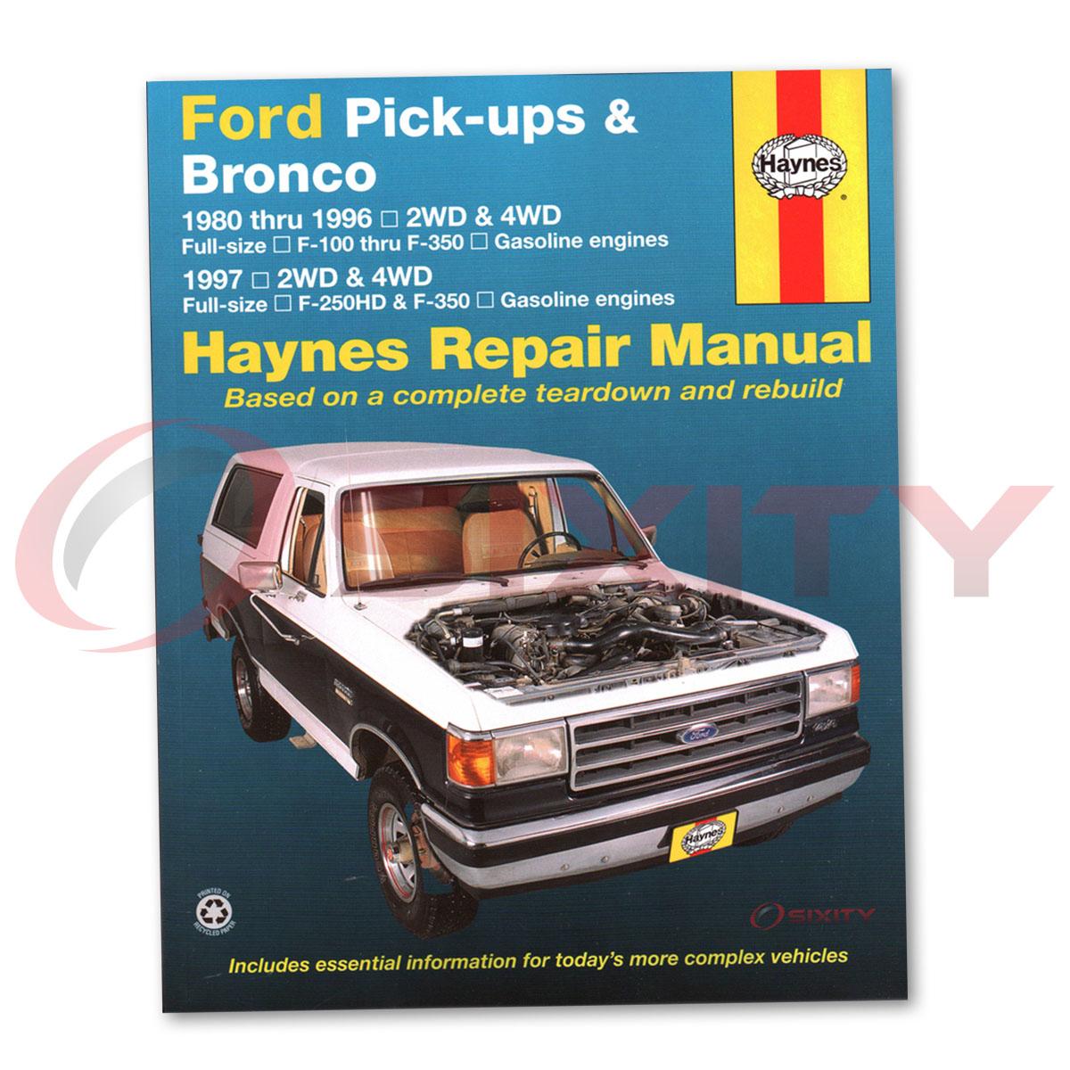 Encontr manual september 2016 ford f 250 haynes repair manual custom base special eddie bauer xls fandeluxe Images
