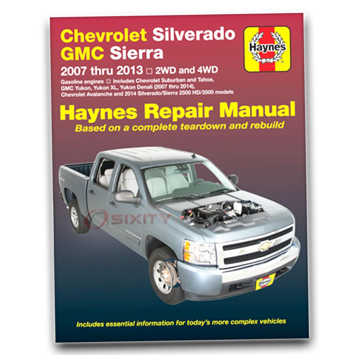 service manual  car repair manuals download 2002 gmc 2006 GMC Sierra Custom 2001 GMC Sierra
