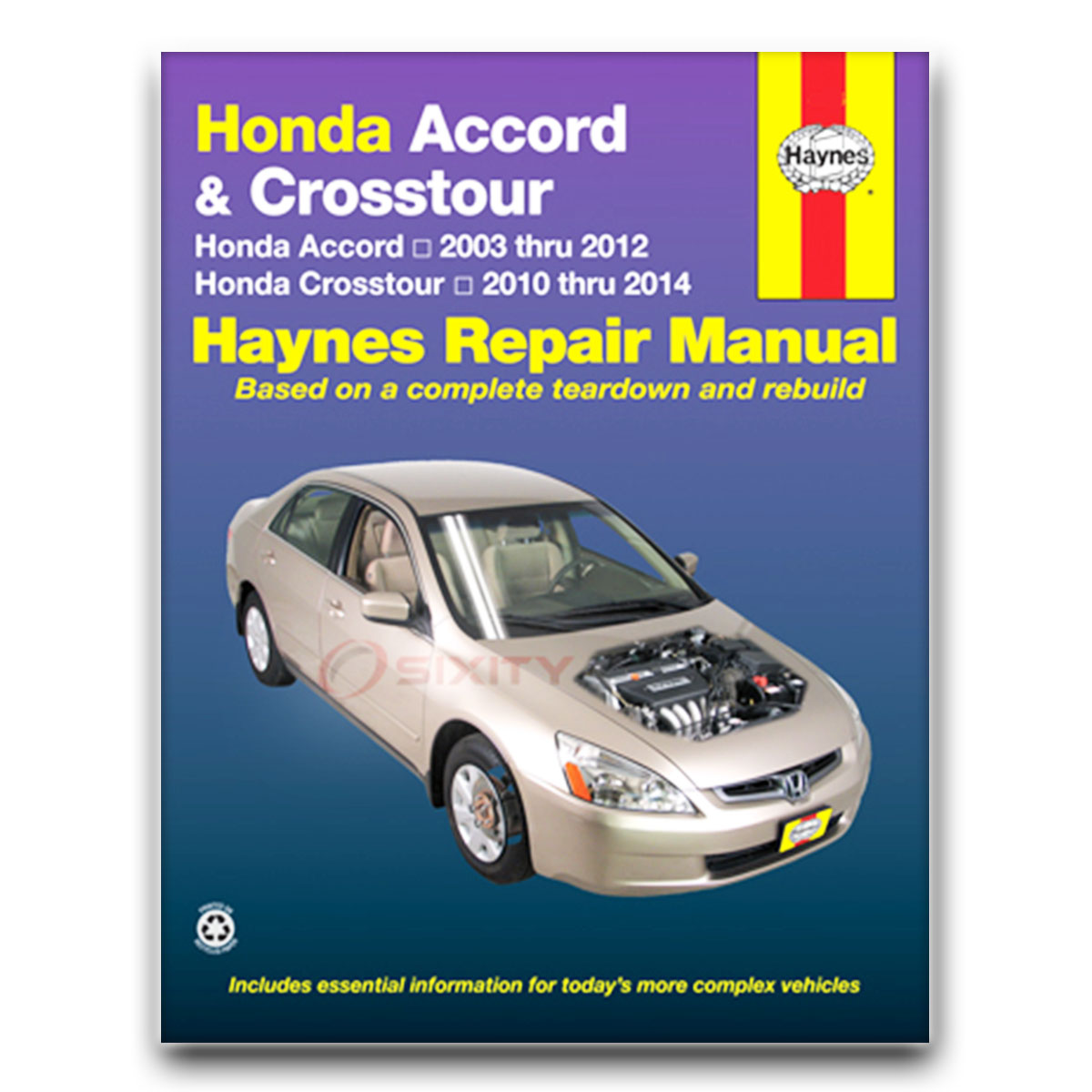 honda accord crosstour haynes repair manual ex ex l shop service rh ebay com honda crosstour 2012 owners manual 2012 honda crosstour owners manual pdf