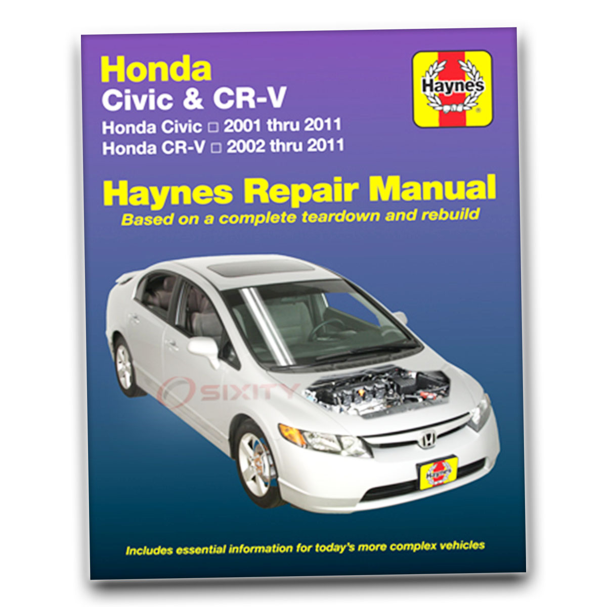 honda civic haynes repair manual gx ex lx mugen si dx value package rh ebay com 2010 honda civic service manual pdf free 2010 honda civic service manual pdf