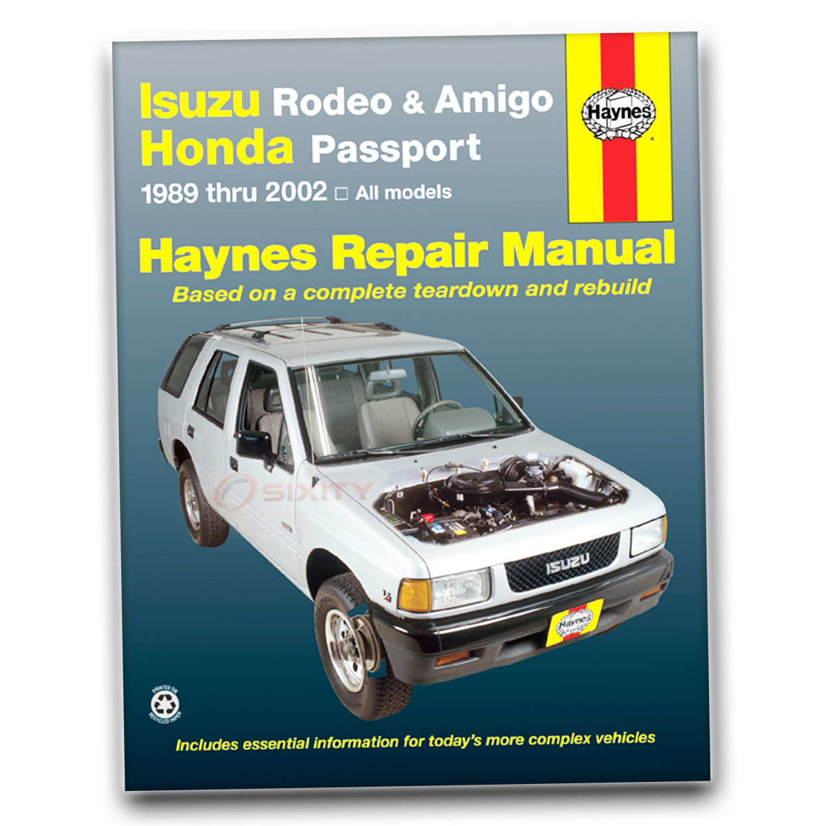 1995 Isuzu Rodeo Repair Various Owner Manual Guide 1996 Starter Location Honda Passport How To And User Instructions U2022 Rh Taxibermuda Co Service Workshop Manualpdf
