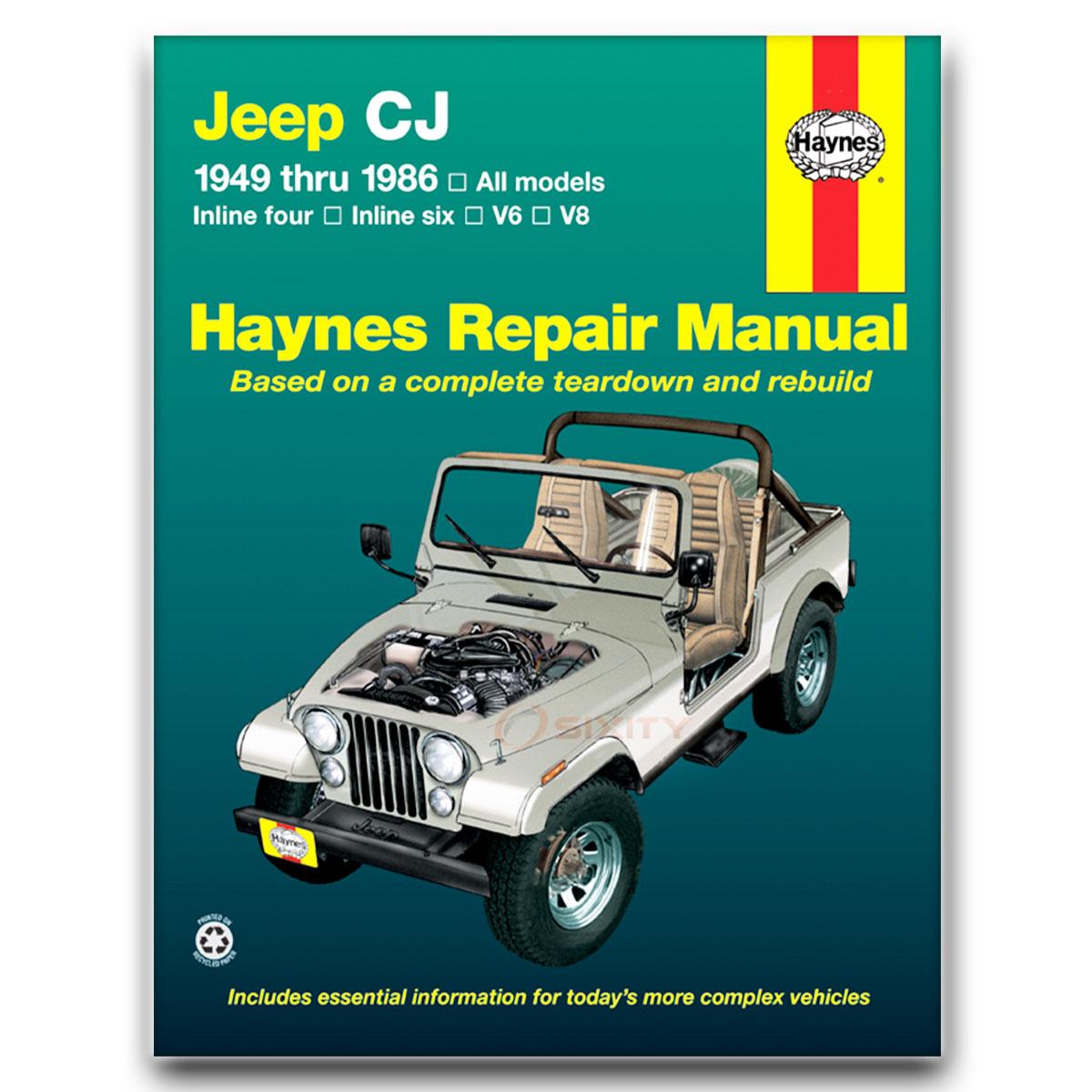 SX524 Repair Book