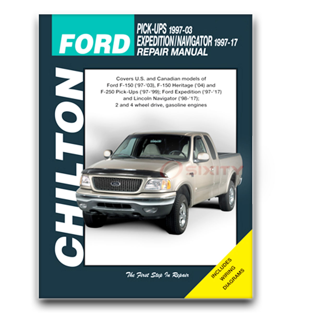 Lincoln Navigator Chilton Repair Manual L Ultimate Base Luxury Shop Service  up