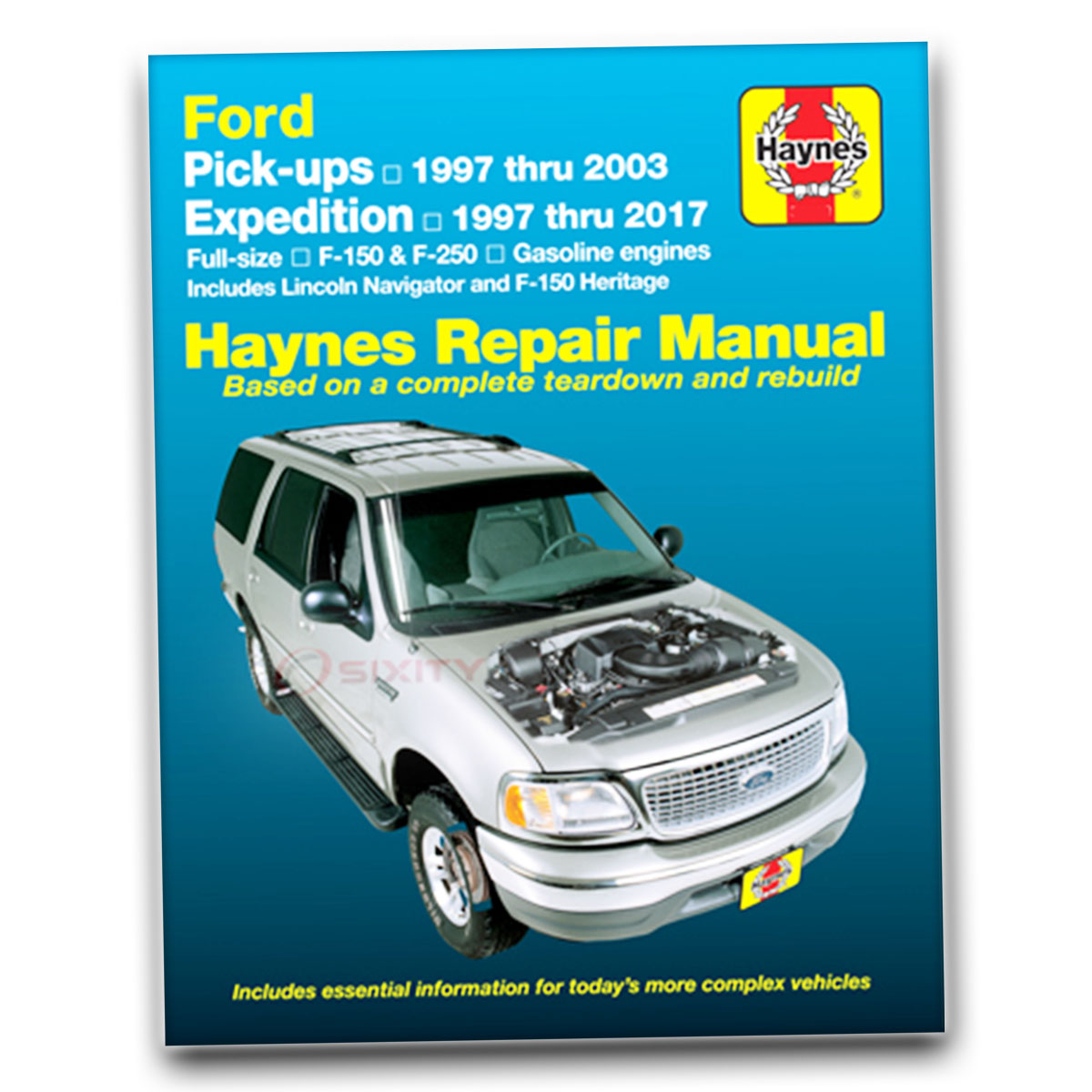 Haynes Repair Manual for Lincoln Navigator Ultimate Base L Luxury Shop zi