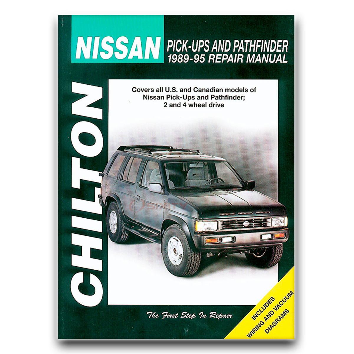 chilton repair manual for nissan d21 base se xe shop service garage rh ebay  com 2005 Nissan Pathfinder Service Manual 2004 Nissan Quest Repair Manual