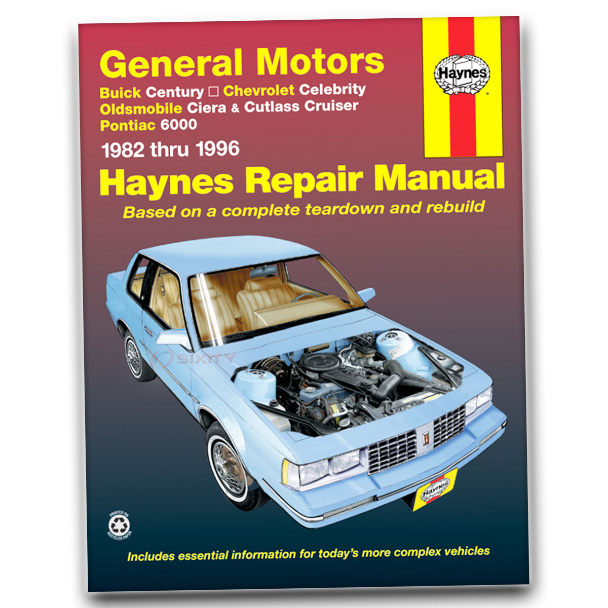 92 oldsmobile cutlass ciera repair manual
