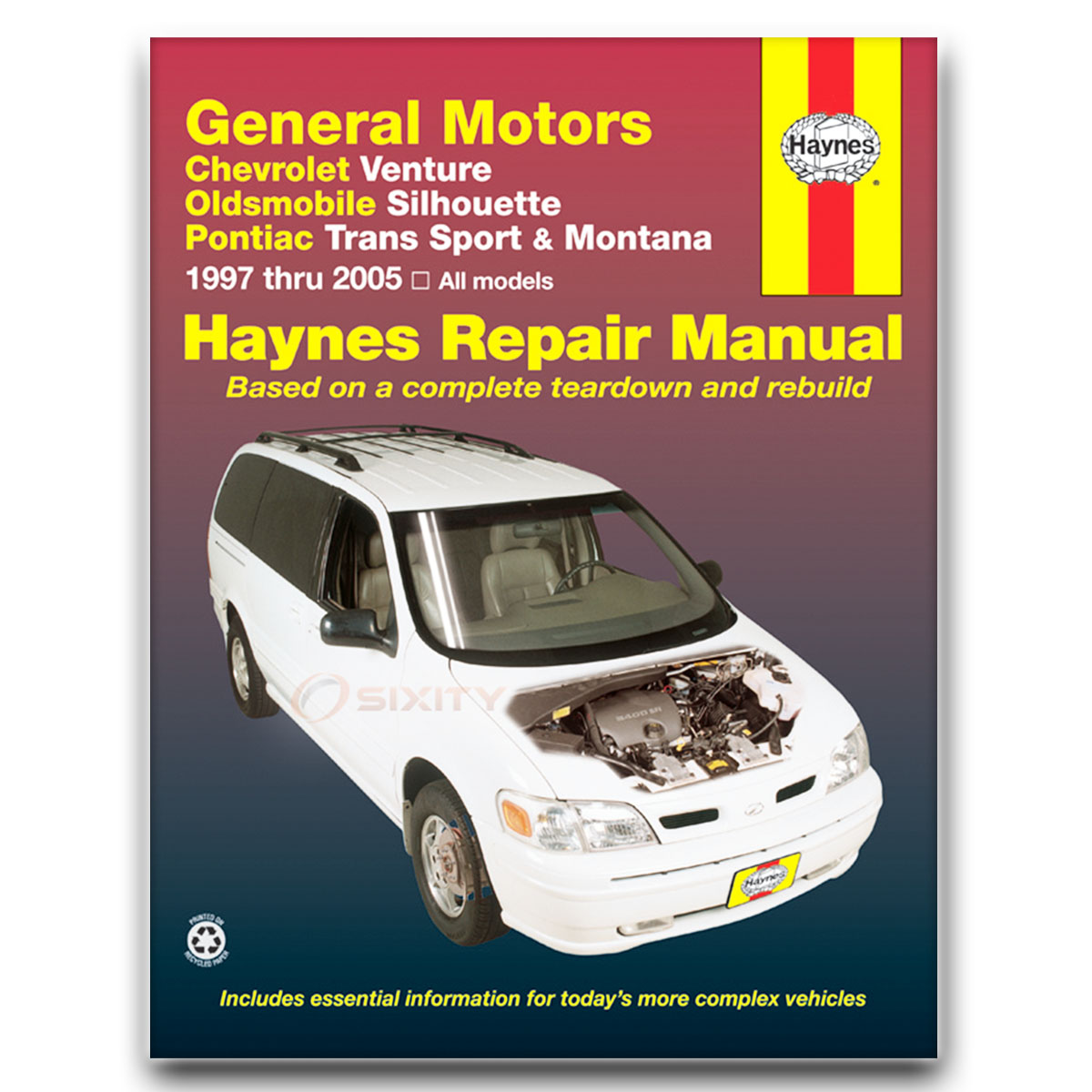 oldsmobile silhouette haynes repair manual gls base gs premiere shop rh ebay com 2003 oldsmobile silhouette repair manual Money Silhouette