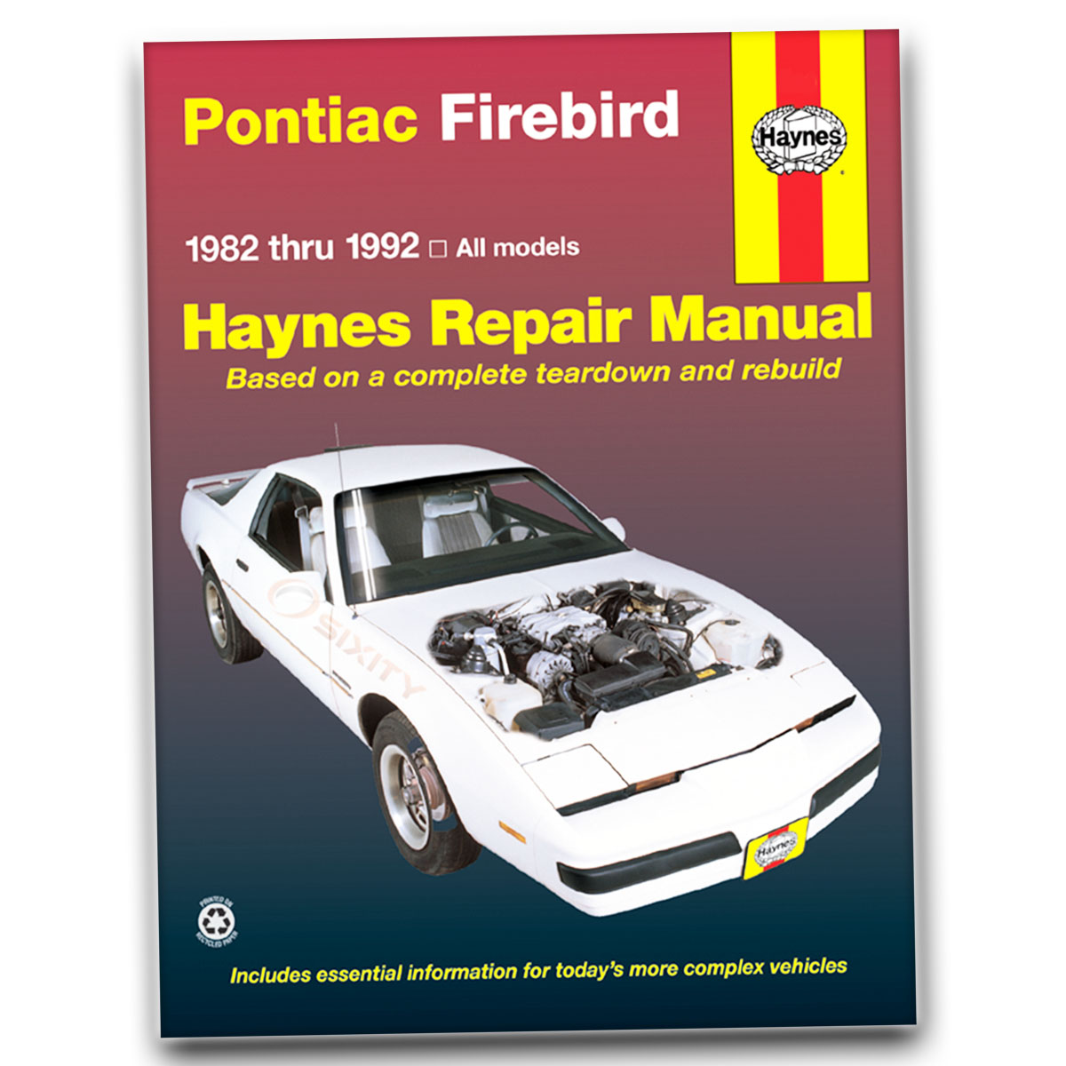 pontiac firebird haynes repair manual trans am gta base formula se s rh ebay com Haynes Repair Manual 1991 Honda Civic Haynes Repair Manual Online View