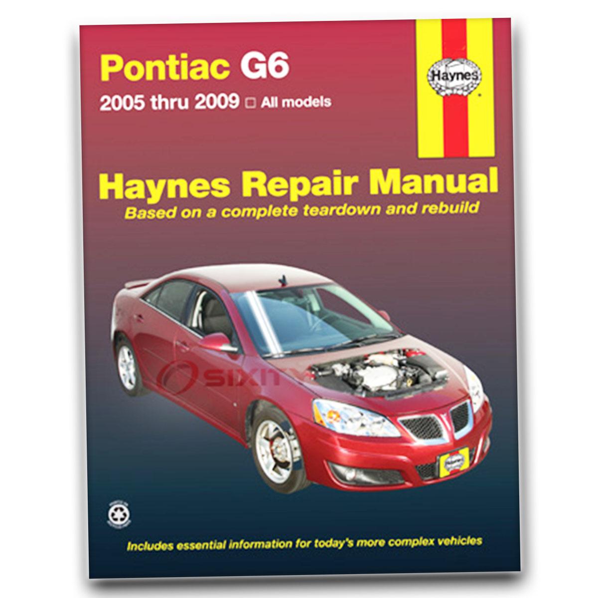 SX075 Repair Book