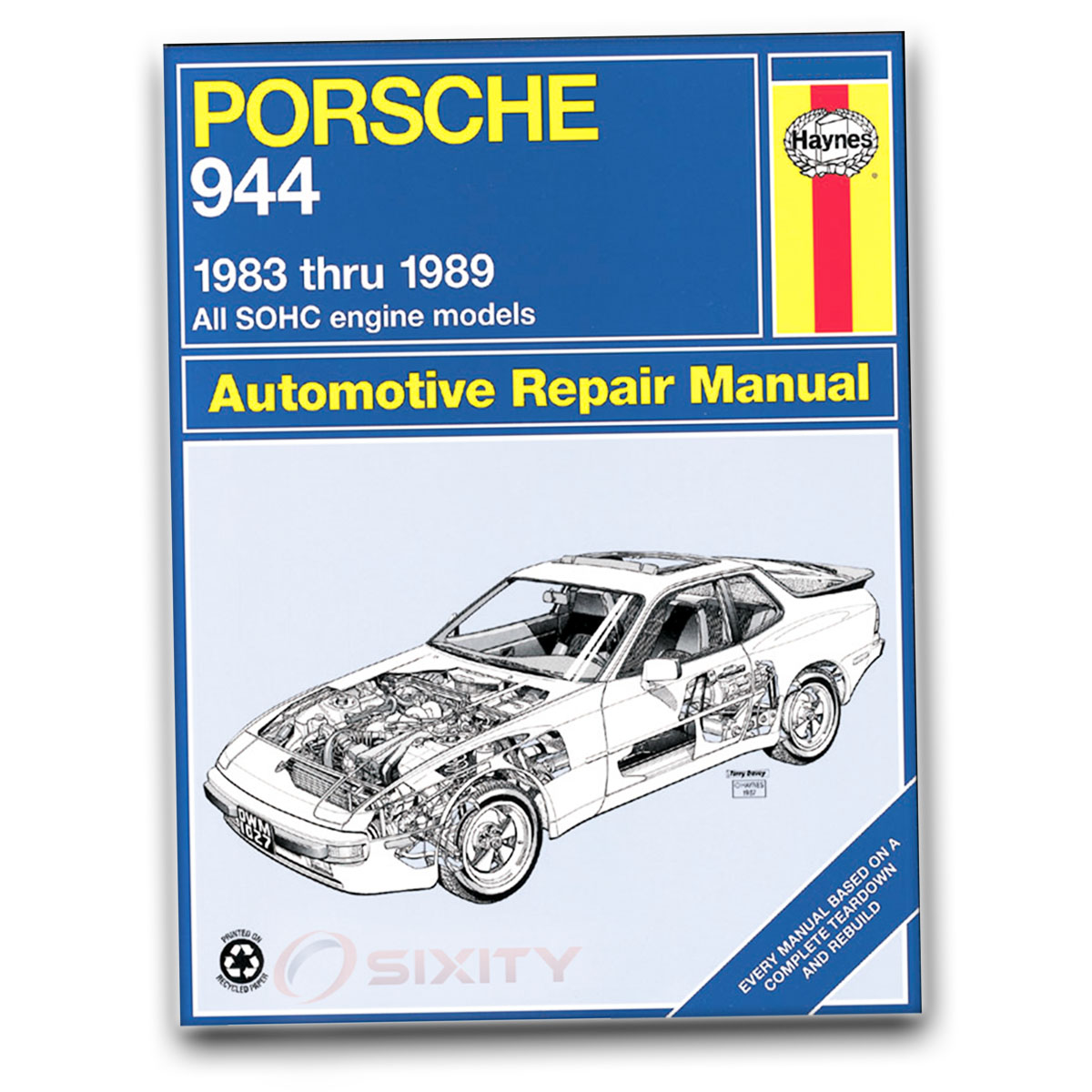 1988 porsche 944 repair manual free owners manual u2022 rh wordworksbysea com Haynes Manual for Quads haynes manual reviews