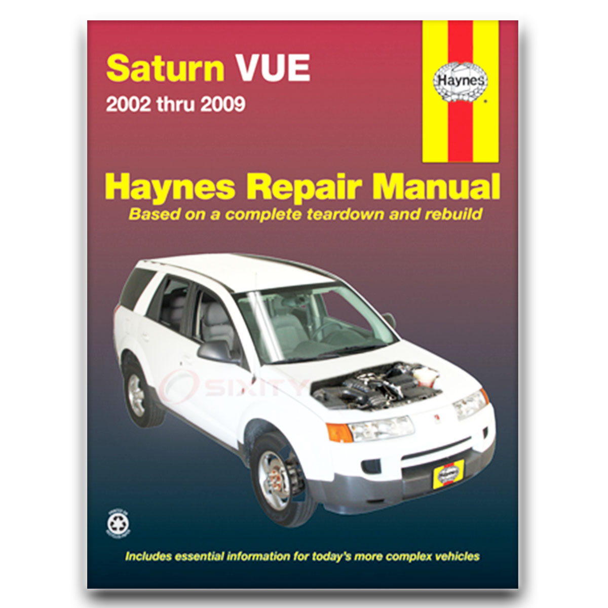 saturn vue haynes repair manual xr base xe green line red shop da ebay rh ebay com 2006 saturn vue service manual 2009 saturn vue service manual
