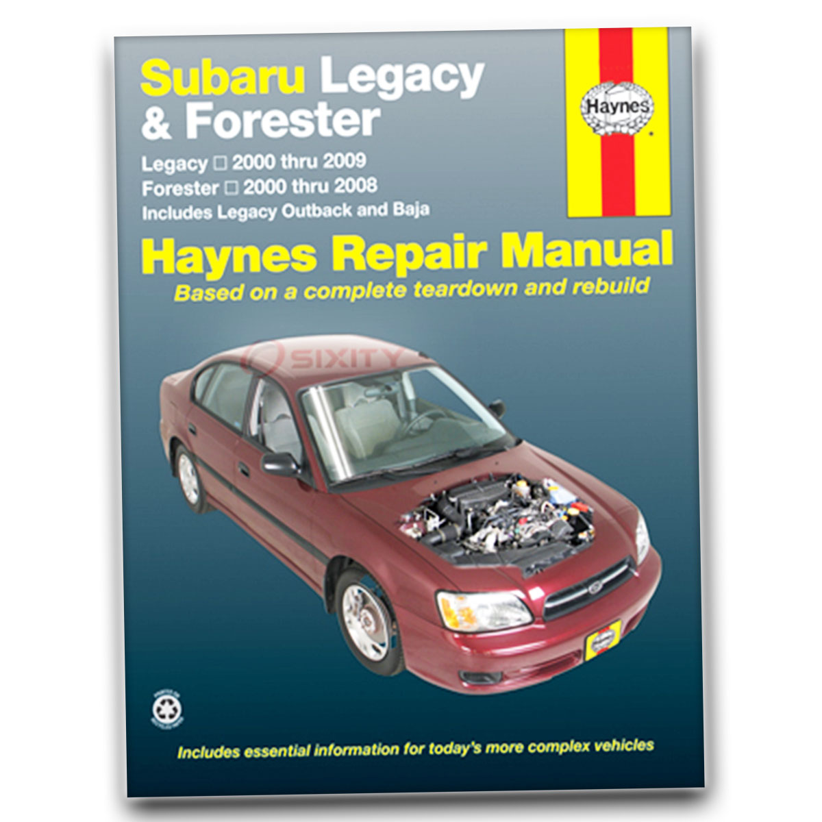 subaru forester haynes repair manual xs l l bean edition base xt rh ebay com Vacuum Tube Reference Guide Galaxy S4 Manual Quick Reference