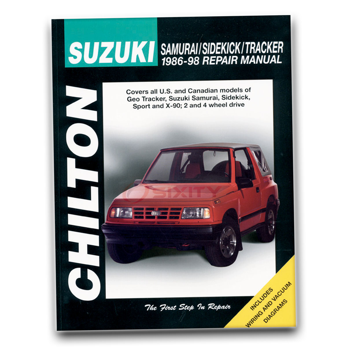 suzuki sidekick chilton repair manual jl jx sport js jlx ja shop rh ebay com suzuki sidekick workshop manual suzuki sidekick workshop manual