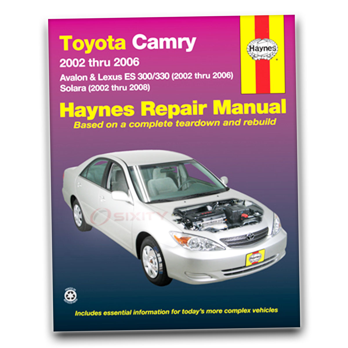 haynes repair manual for toyota solara se sle sport shop service rh ebay com toyota solara owners manual 2006 1999 toyota solara owners manual