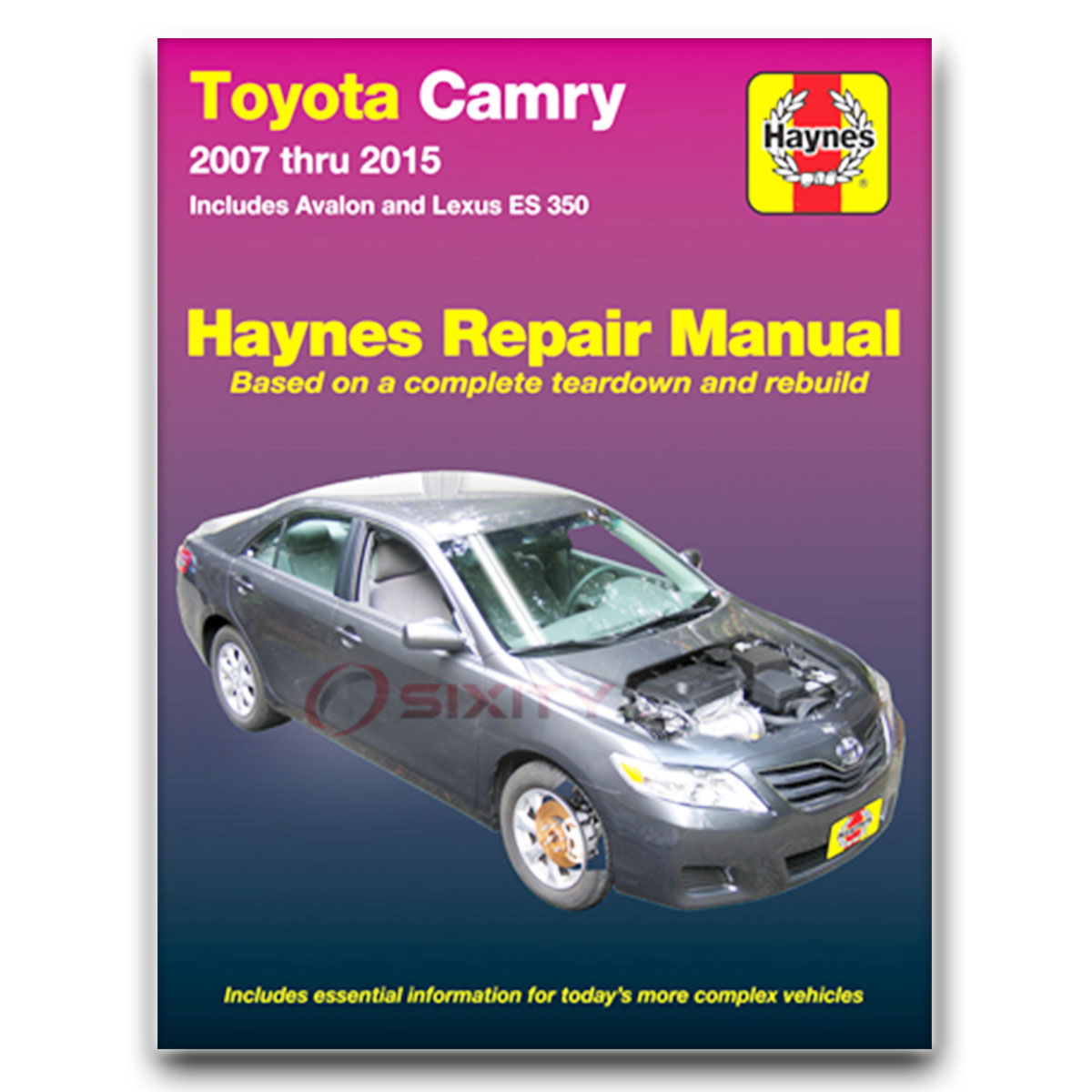 toyota avalon haynes repair manual xl touring xls limited shop rh ebay com Toyota Avalon Interior 2008 Toyota Avalon Interior