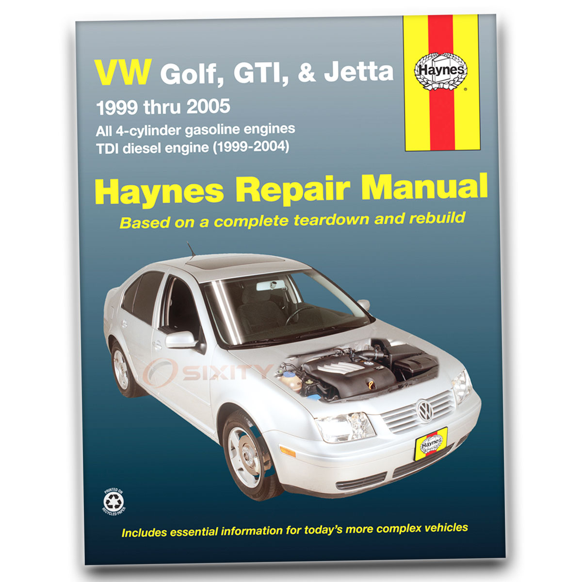 SX364 Repair Book
