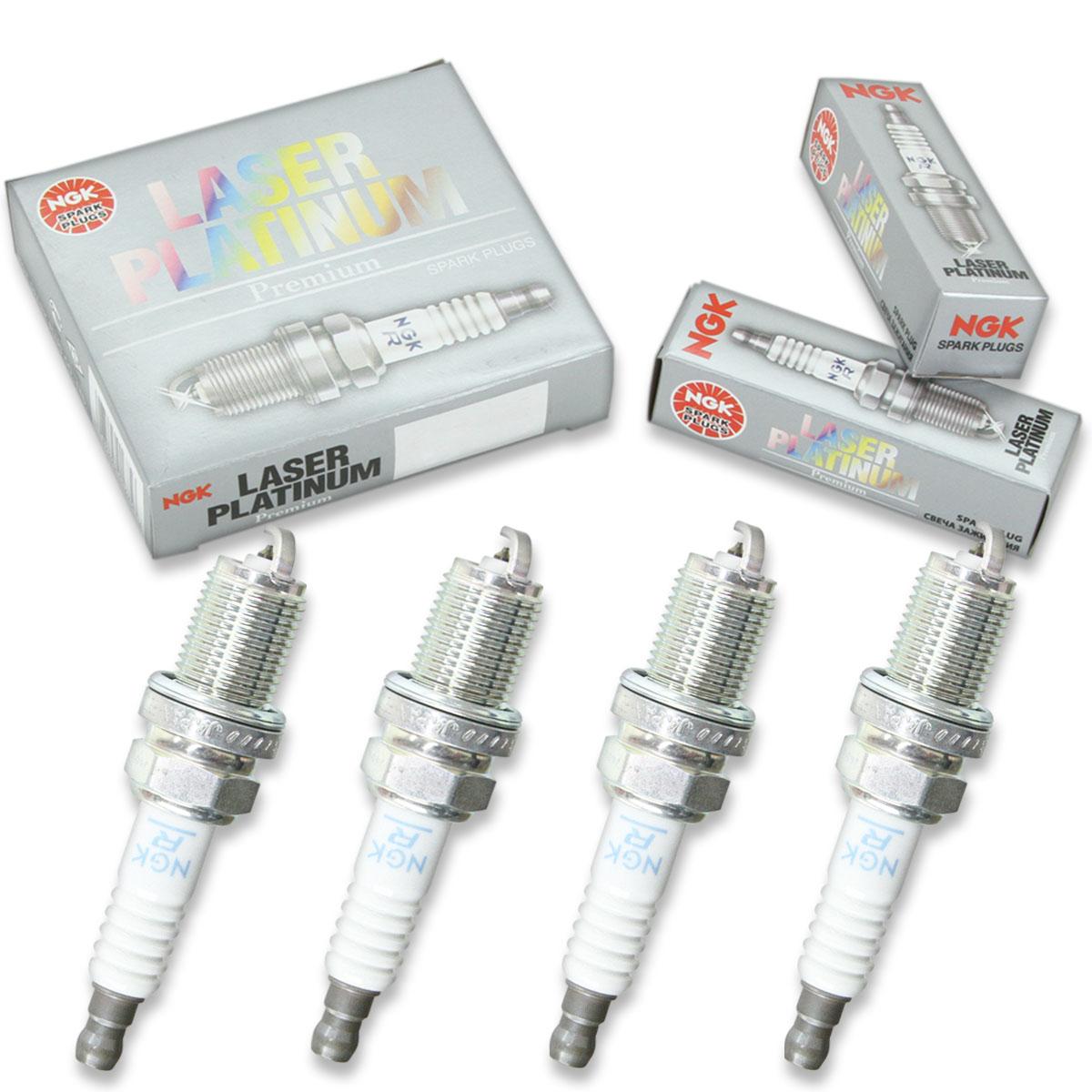 6 pcs NGK V-Power Spark Plugs for 2002-2006 Nissan Altima 3.5L V6 Engine gw
