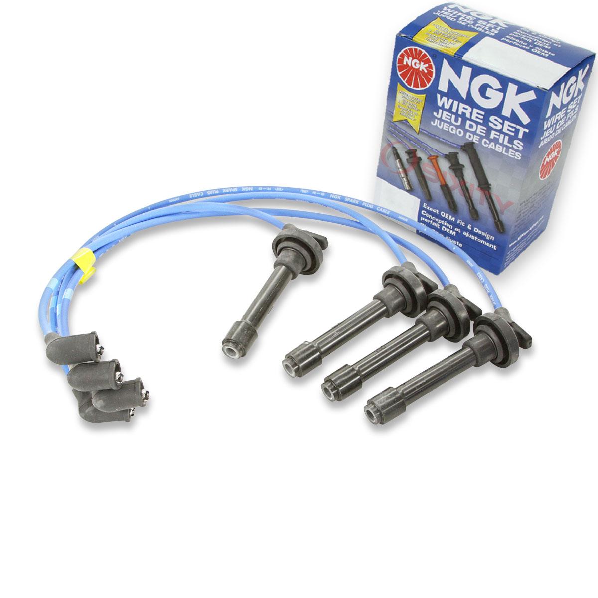 1990-1993 Mazda Miata Tune Up Kit DENSO Iridium Power Spark Plugs