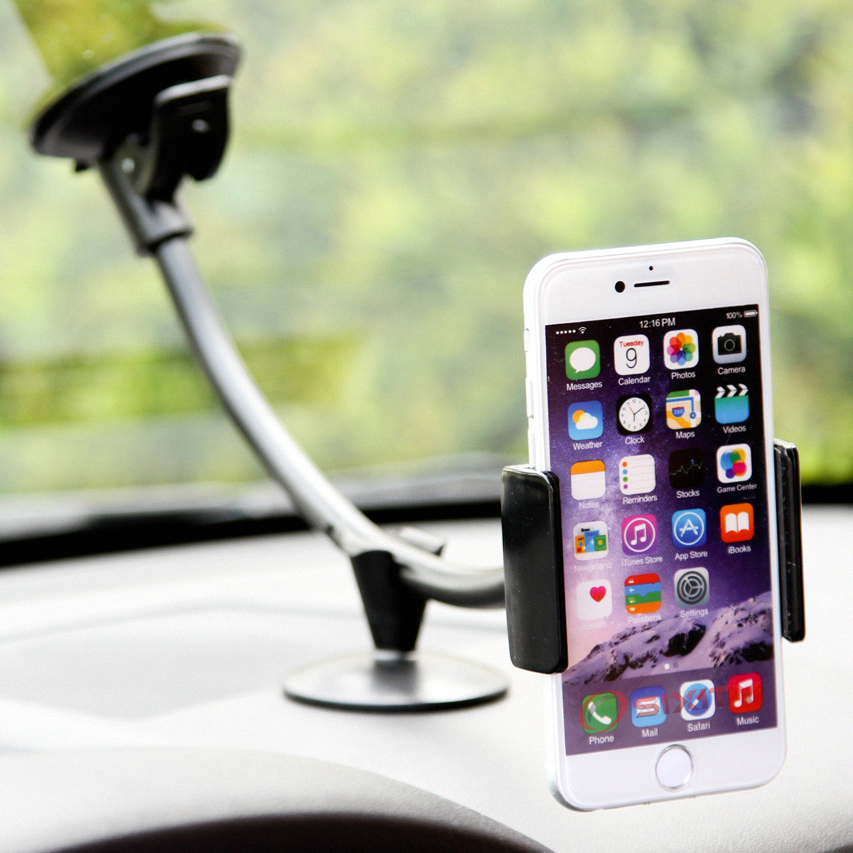 Windshield car mount holder for smart cell phone ipod iphone droid htc samsung ebay