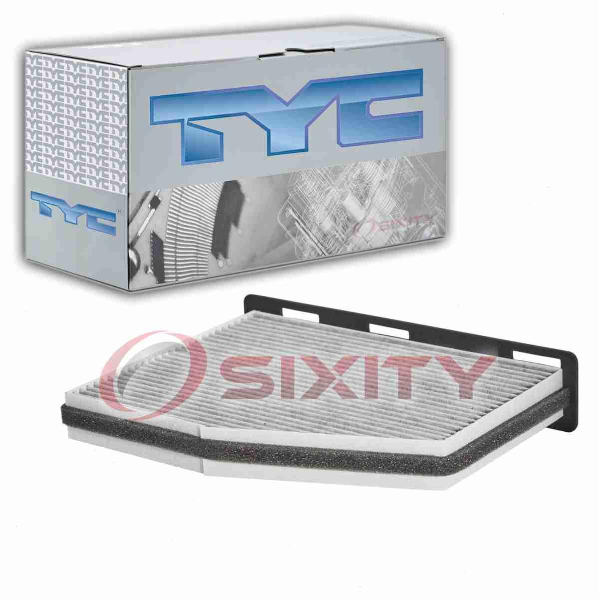 TYC Cabin Air Filter for 2008-2014 Audi TT  qu