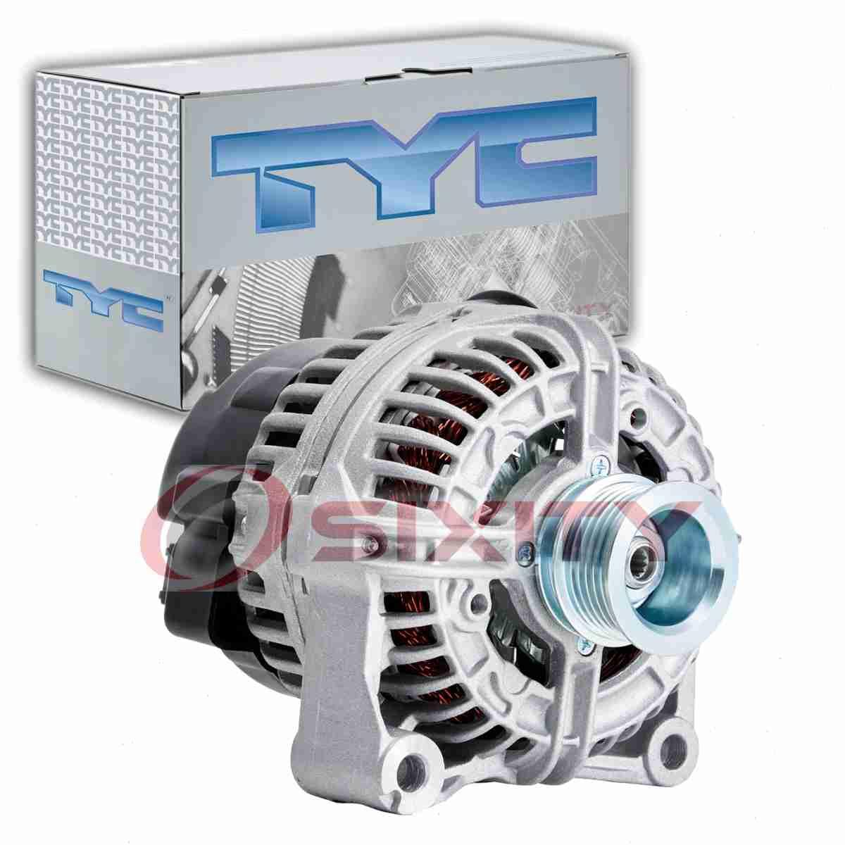 TYC Alternator for 2002-2006 Chevrolet Trailblazer 4.2L L6 sj