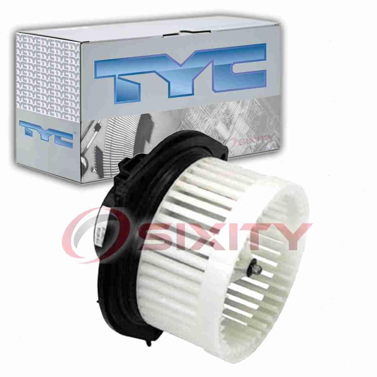 TYC Front HVAC Blower Motor for 2003-2004 Cadillac Seville  ut