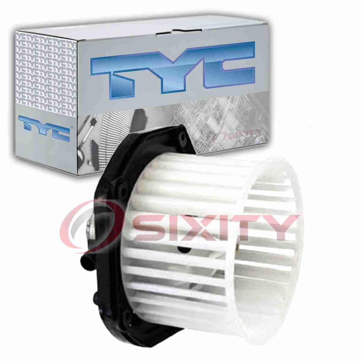 Tyc Front Hvac Blower Motor For 1997