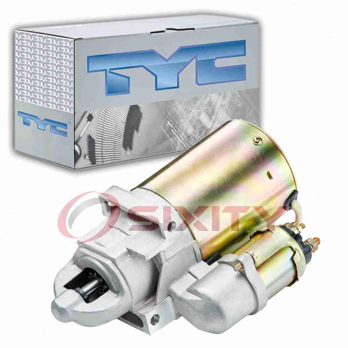 TYC Starter Motor for 1988-1996 Chevrolet C1500 4.3L V6 5.0L V8 xl
