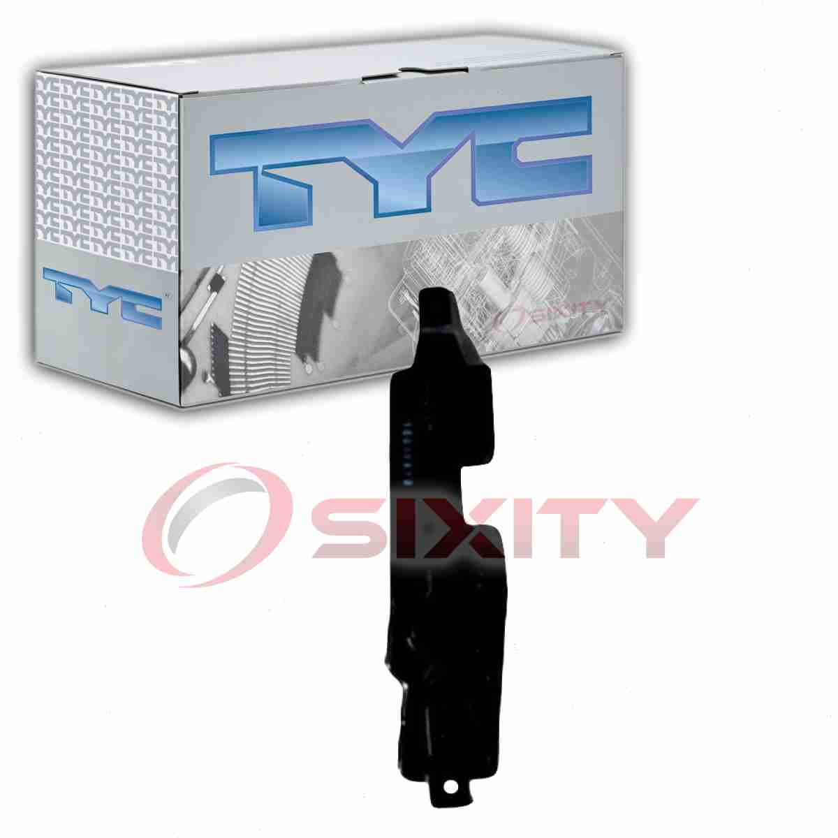 TYC Right Tail Light Connector Plate for 1988-1999 Chevrolet C1500  pq