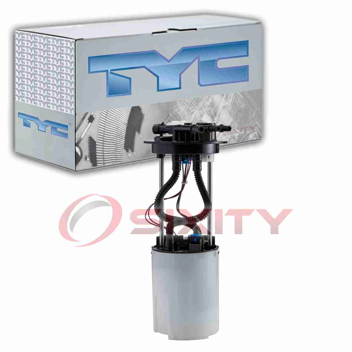 To ensure consistent quality tyc fuel pump module assemblies are designed and tested to perform the same as the original equipment in flow capacity