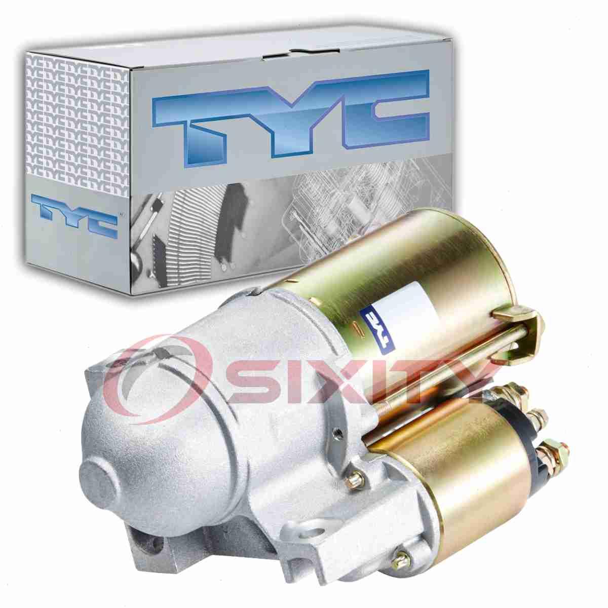 TYC Starter Motor for 1997-2000 Chevrolet Lumina 3.1L V6 ...