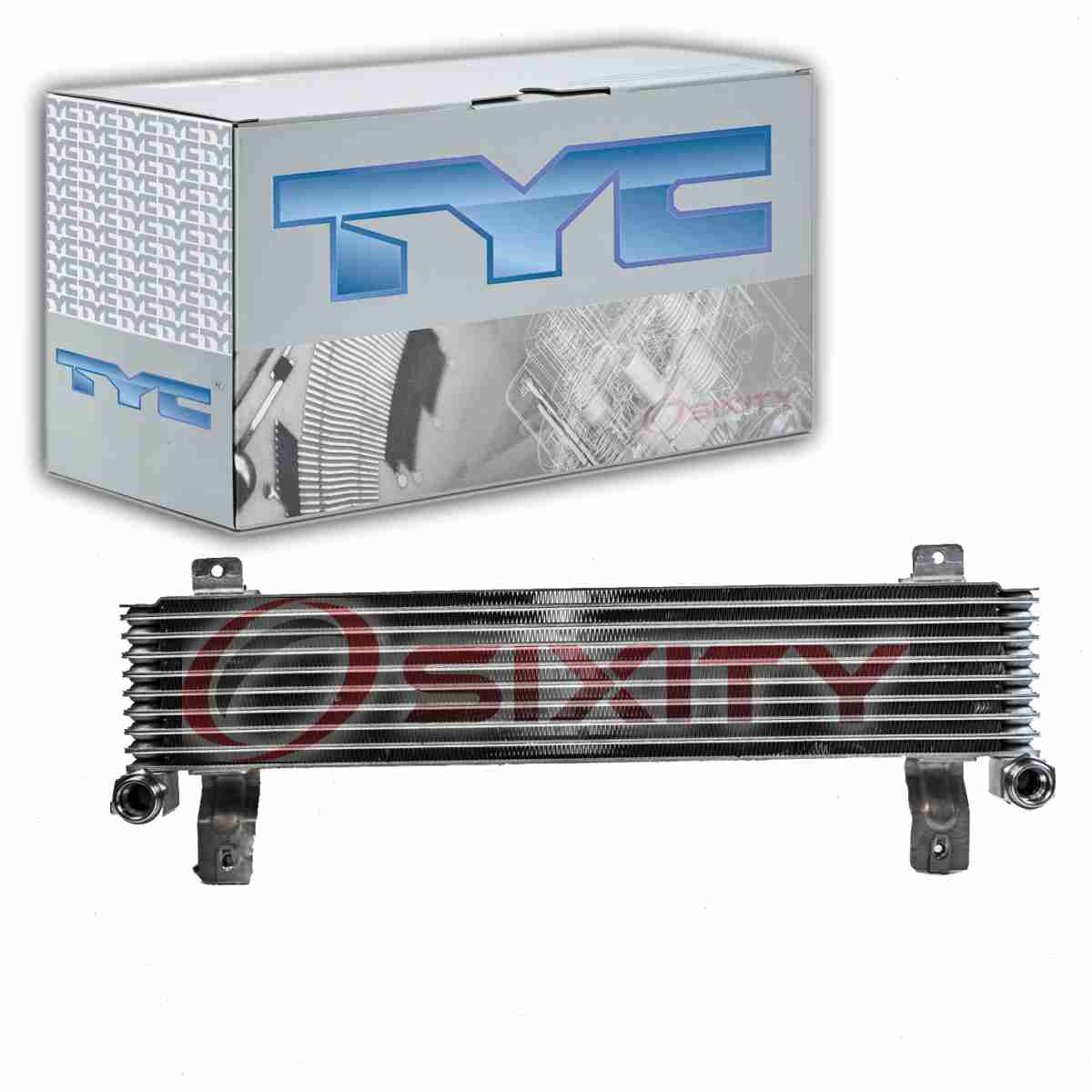 2010 Chevrolet Silverado 3500 Hd Extended Cab Transmission: TYC Auto Trans Oil Cooler For 2007-2010 Chevrolet