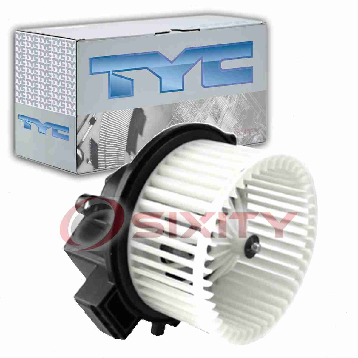Tyc rear hvac blower motor 2001 2015 dodge grand caravan for Blower motor dodge caravan
